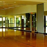 Commercial Glass Mirrored Walls