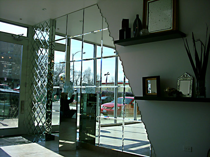Custom Mirrors For Chicago By Central Glass Amp Mirror