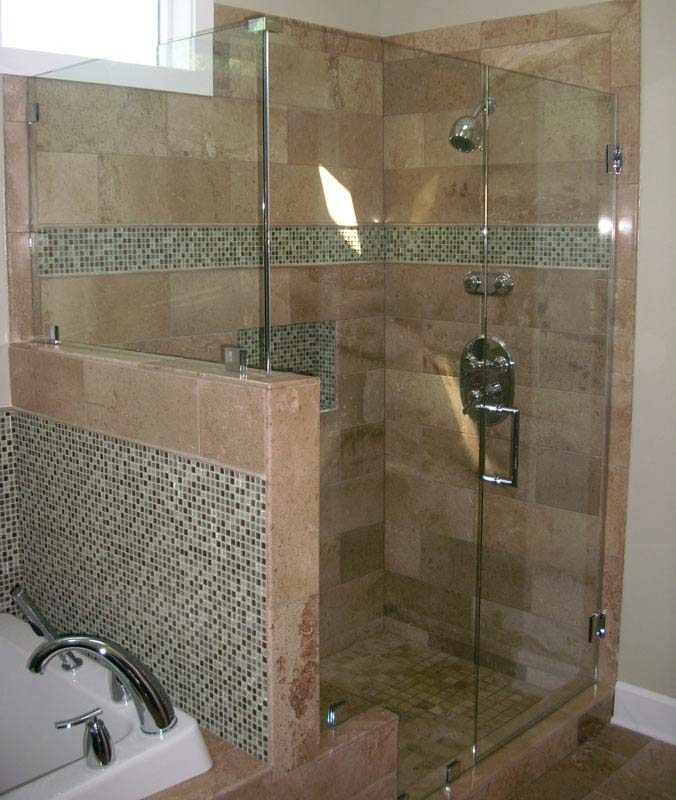 Frameless Glass Shower Enclosures In Chicago Naperville