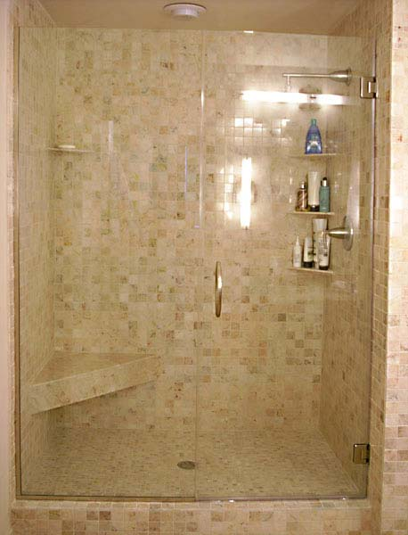 Glass Shower Doors 458 x 600