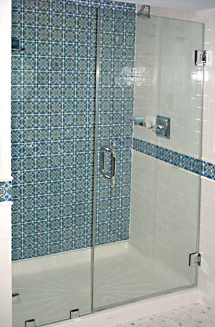 Glass shower doors chicago il by central glass standard and custom frameless glass shower doors planetlyrics