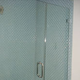 Shower Door Sample