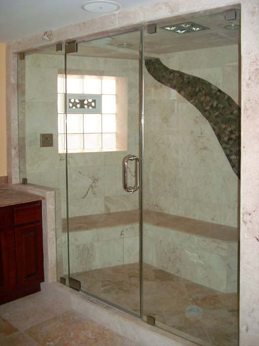 Frameless Glass Shower Enclosures in Chicago Naperville and ...